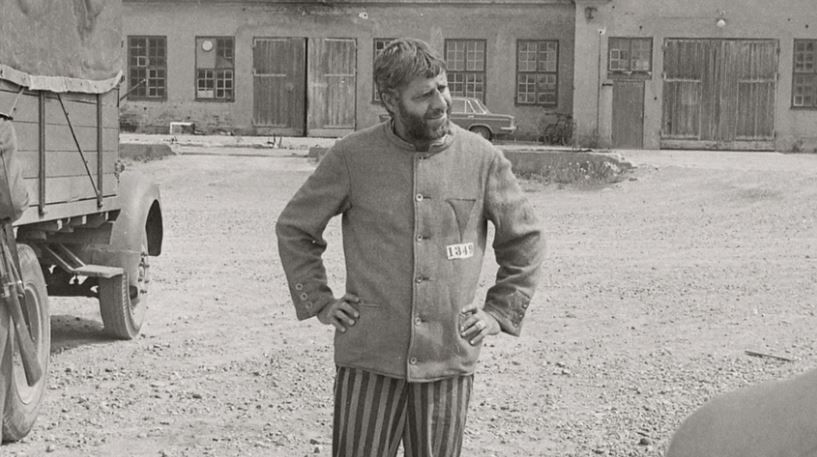 Jerry Lewis in The Day the Clown Cried (1972)