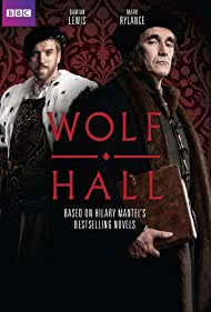 Damian Lewis and Mark Rylance in Wolf Hall (2015)