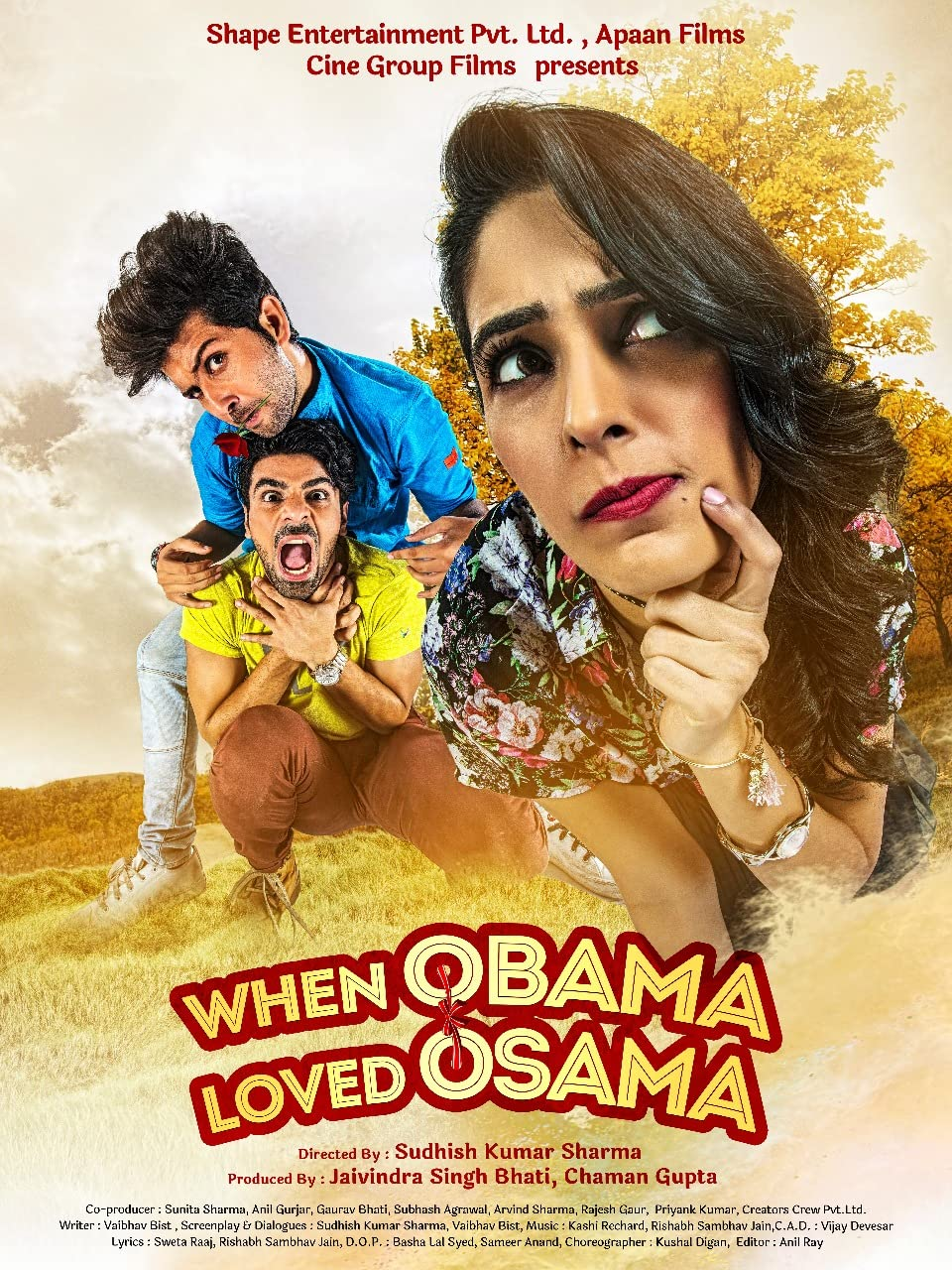 When Obama Loved Osama (2018) centmovies.xyz