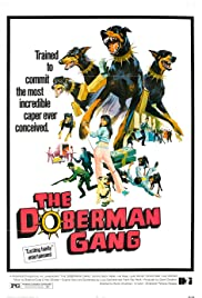 The Doberman Gang Poster