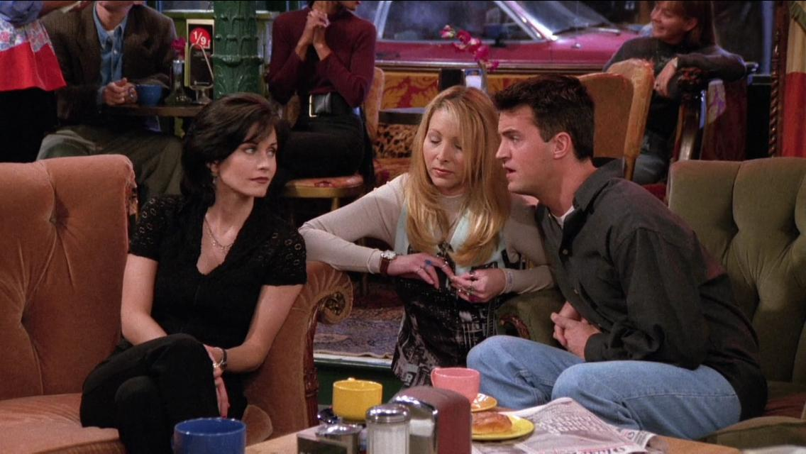 the one with russ friends