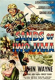 Sands of Iwo Jima(1949) Poster - Movie Forum, Cast, Reviews