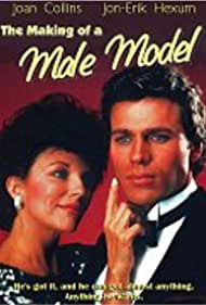 Joan Collins and Jon-Erik Hexum in Making of a Male Model (1983)