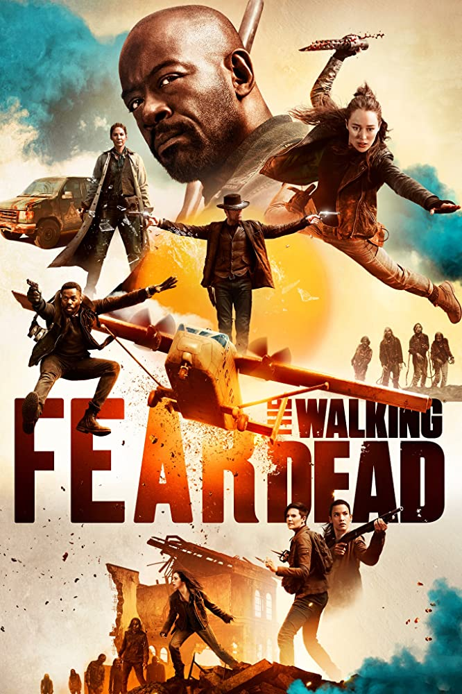 Fear the Walking Dead S5 (2019) Episode 3 Subtitle Indonesia