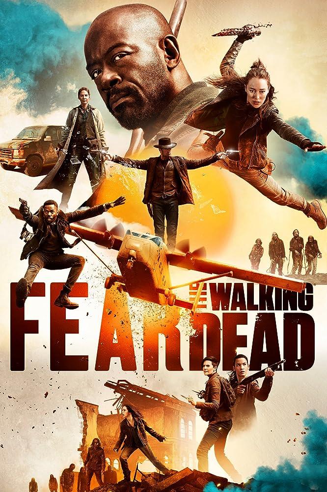 გეშინოდეთ მოსიარულე მკვდრების / FEAR THE WALKING DEAD