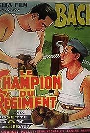 The Regiment's Champion Poster