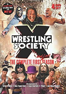 MP4 movie for psp download Wrestling Society X [1080i]