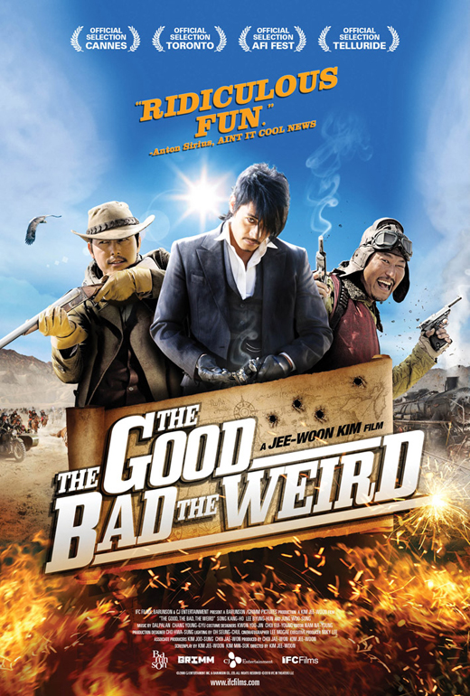 The Good the Bad the Weird (2008) Korean Hindi Dubbed Movie Download