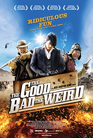 The Good the Bad the Weird (2008)  Watch Online