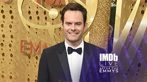 "Bill Hader Talks ""Barry"" and Being Nominated for Five Emmys"