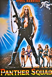 The Panther Squad (1984) Poster - Movie Forum, Cast, Reviews