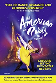 An American in Paris: The Musical Poster