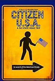 Citizen USA: A 50 State Road Trip Poster