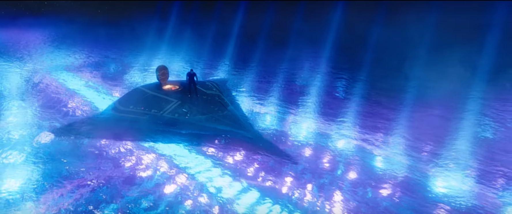 Yahya Abdul-Mateen II in Aquaman (2018)