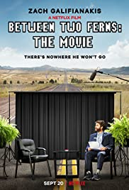 Between Two Ferns: The Movie Poster