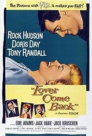 Lover Come Back (1962) Poster - Movie Forum, Cast, Reviews