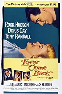 Site for watching movies Lover Come Back by Norman Jewison [Mp4]