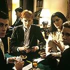 Chris Eigeman, Edward Clements, and Allison Parisi in Metropolitan (1990)