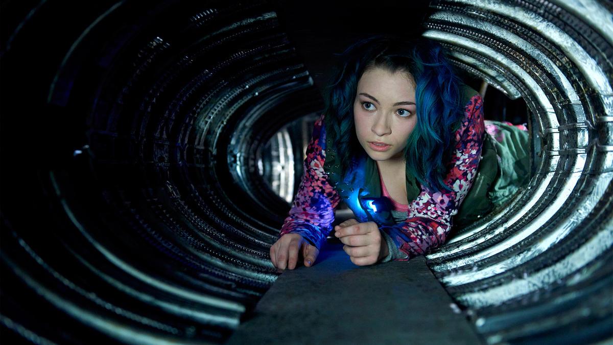 Jodelle Ferland in Dark Matter 2015