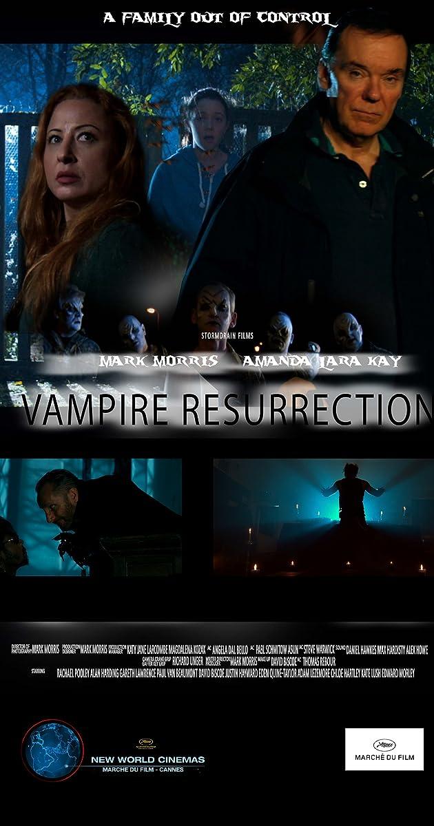 Vampire Resurrection (2016) - Vampire Resurrection (2016) - User