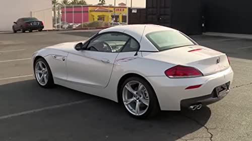 Counting Cars: A Pink Bmw Z4