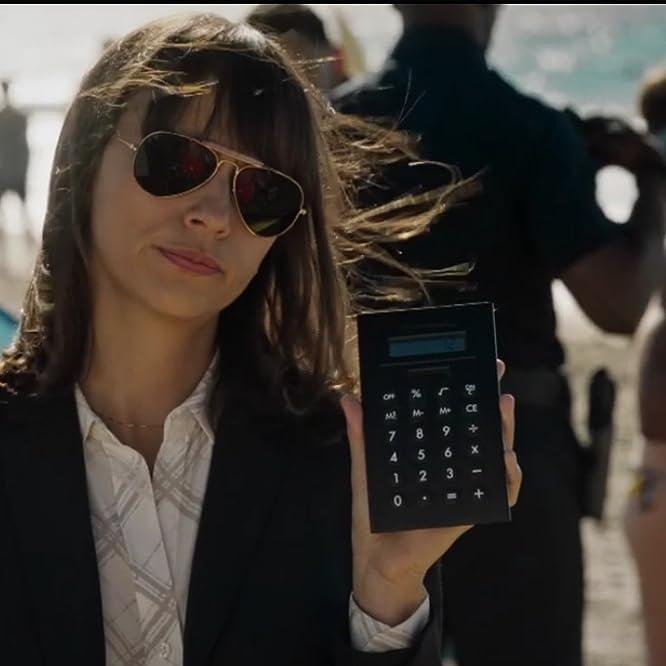 Rashida Jones in Angie Tribeca (2016)