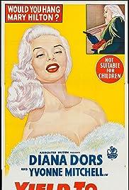 Blonde Sinner(1956) Poster - Movie Forum, Cast, Reviews