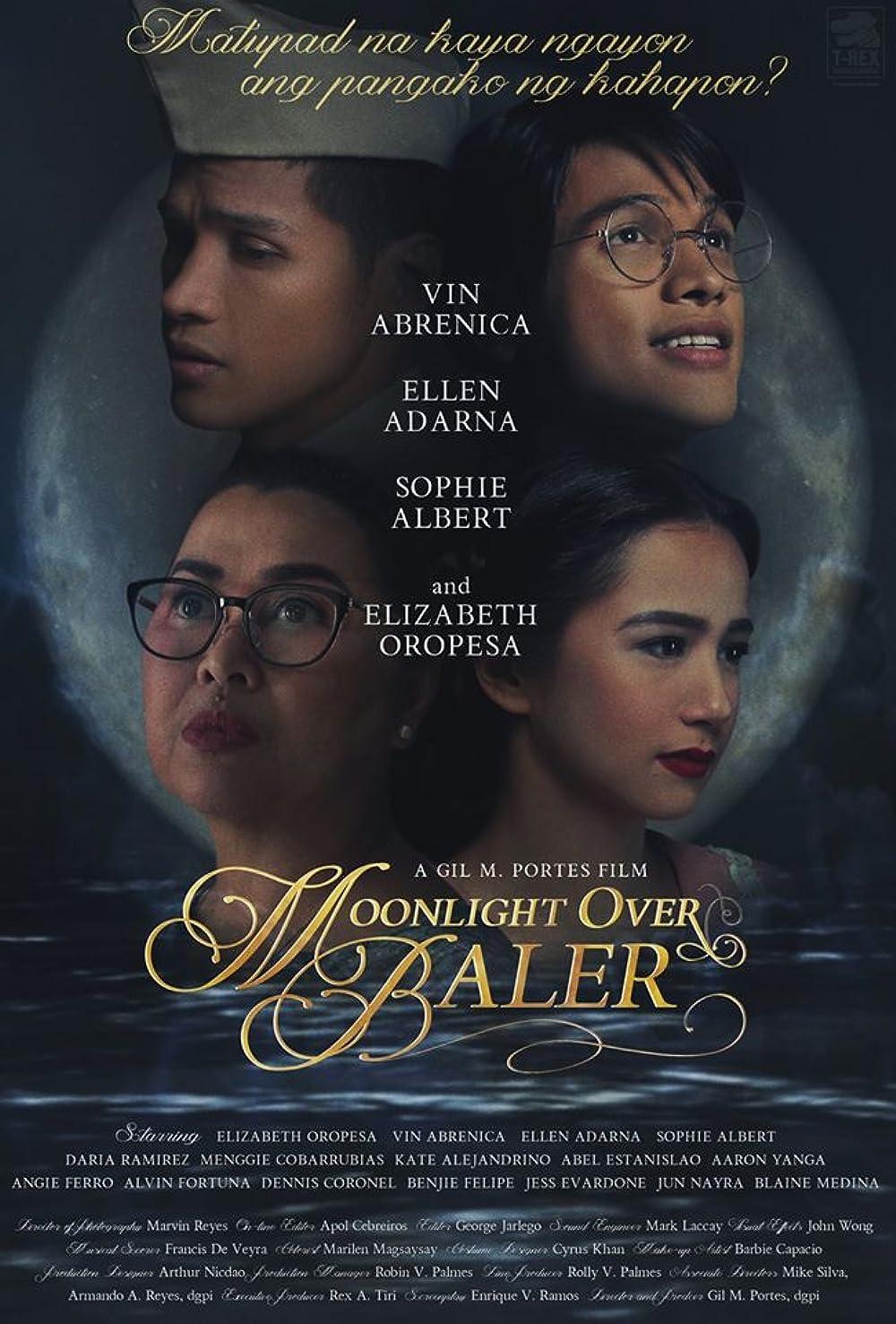 Watch Moonlight Over Baler (2017)