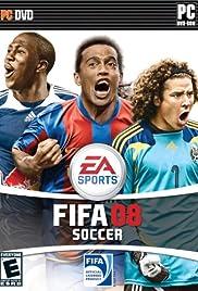 FIFA Soccer 08(2007) Poster - Movie Forum, Cast, Reviews