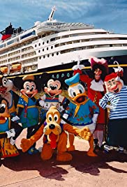Disney Cruise Line Poster