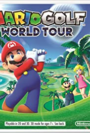 Mario Golf: World Tour Poster