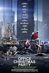 Office Christmas Party (2016)