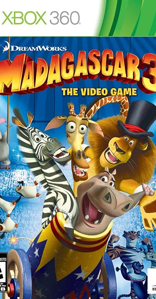 Madagaskar 3 Stream