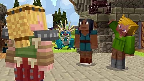 Minecraft: Dreamworks Dragons DLC Launch Trailer