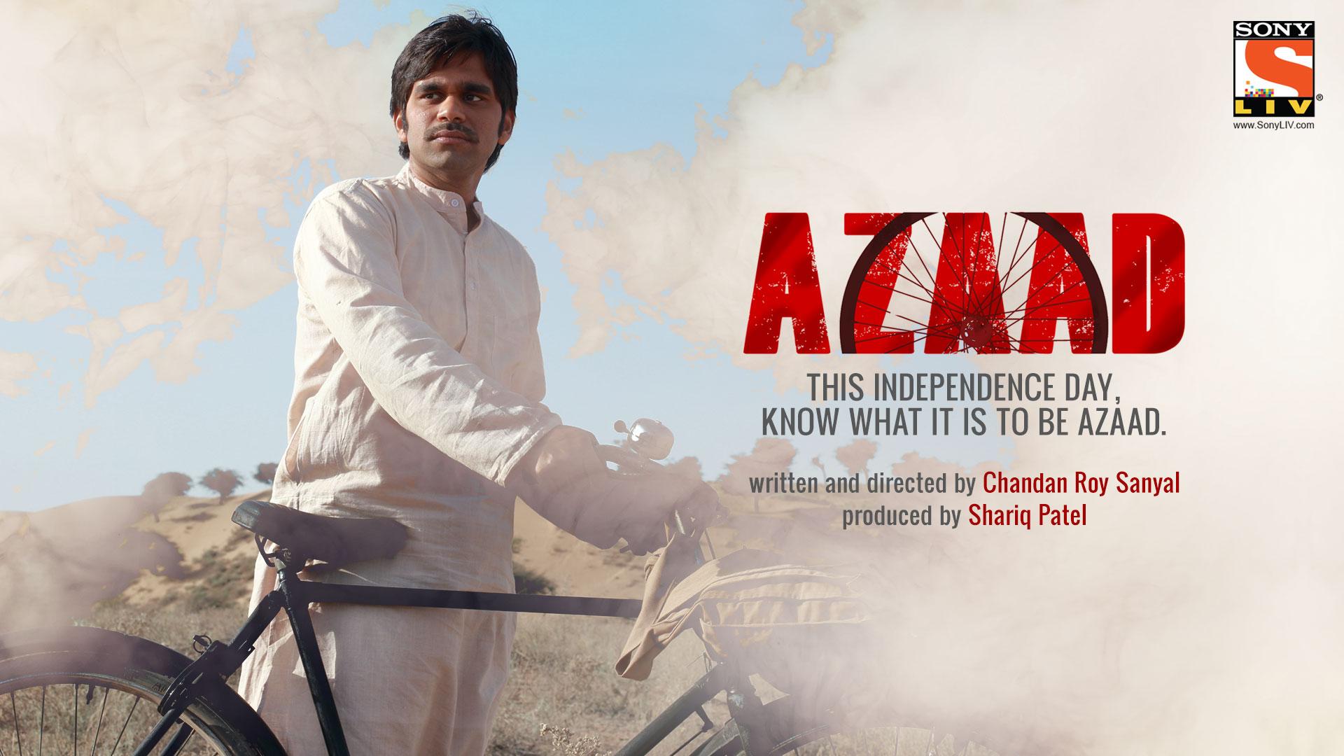 Sudeep Modak in Azaad (2016)