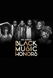 3rd Annual Black Music Honors Poster