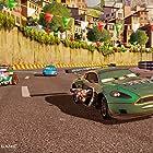John Turturro, Greg Ellis, and David Boat in Cars 2: The Video Game (2011)