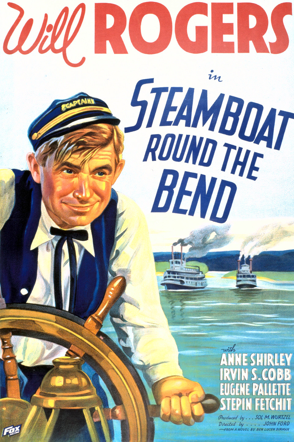4f75f6f48 Steamboat Round the Bend (1935) - IMDb
