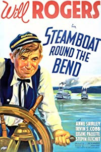 Steamboat Round the Bend John Ford
