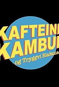Primary photo for Kafteinn Kambur & Tryggvi Blaðamaður