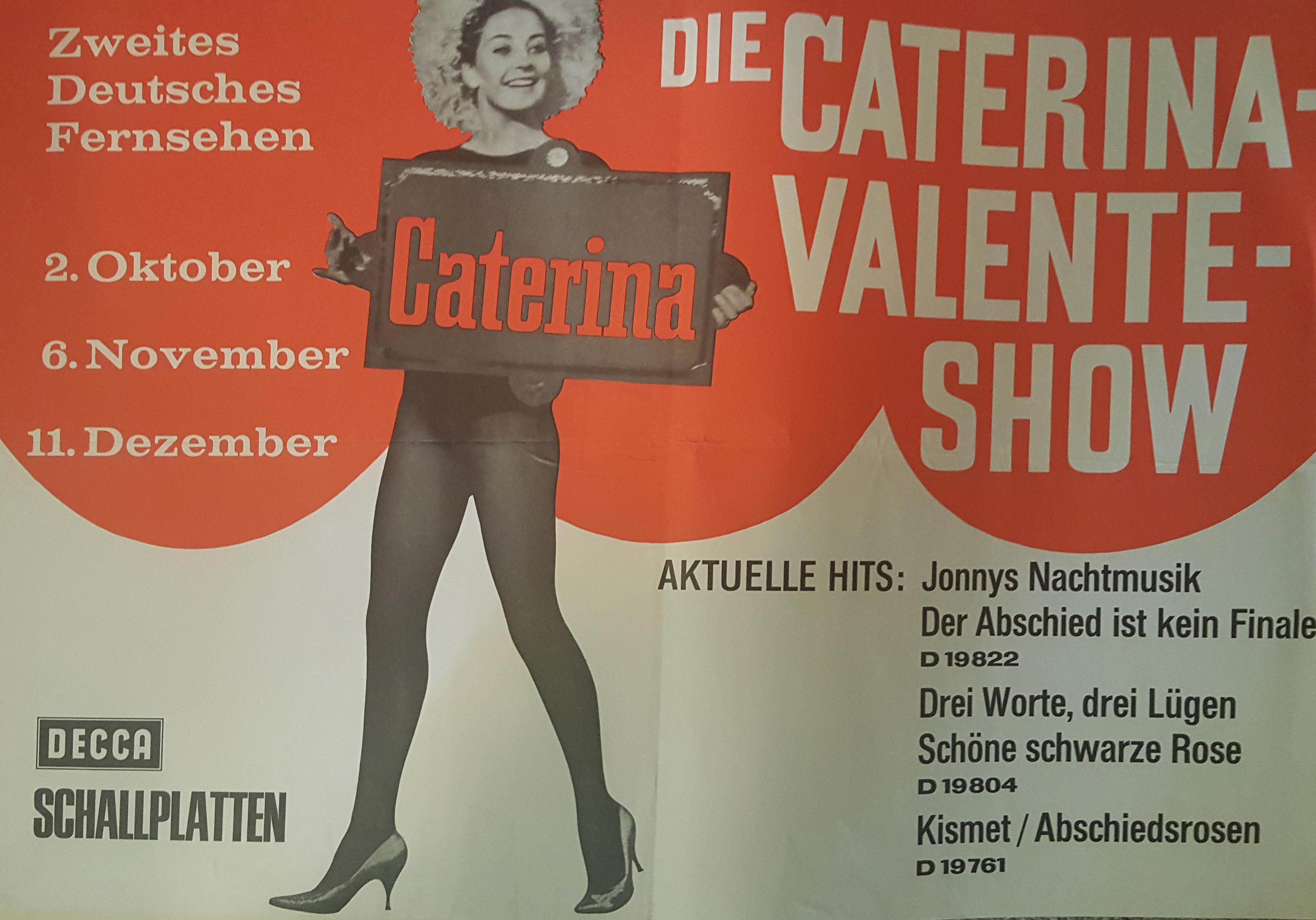 Die Caterina-Valente-Show (TV Series 1966–1968) - IMDb