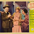 W.C. Fields, Gracie Allen, and Mary Boland in Six of a Kind (1934)