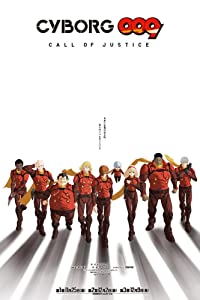 Cyborg 009: Call of Justice III