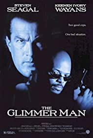 Steven Seagal and Keenen Ivory Wayans in The Glimmer Man (1996)