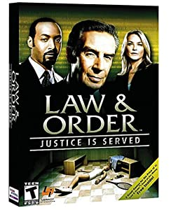 New movie trailer free download Law \u0026 Order: Justice Is Served USA [WEB-DL]