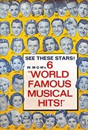 Metro-Goldwyn-Mayer's World Famous Musical Hits! Poster