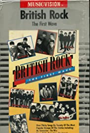 British Rock: The First Wave Poster