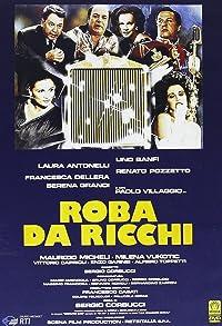 Primary photo for Roba da ricchi