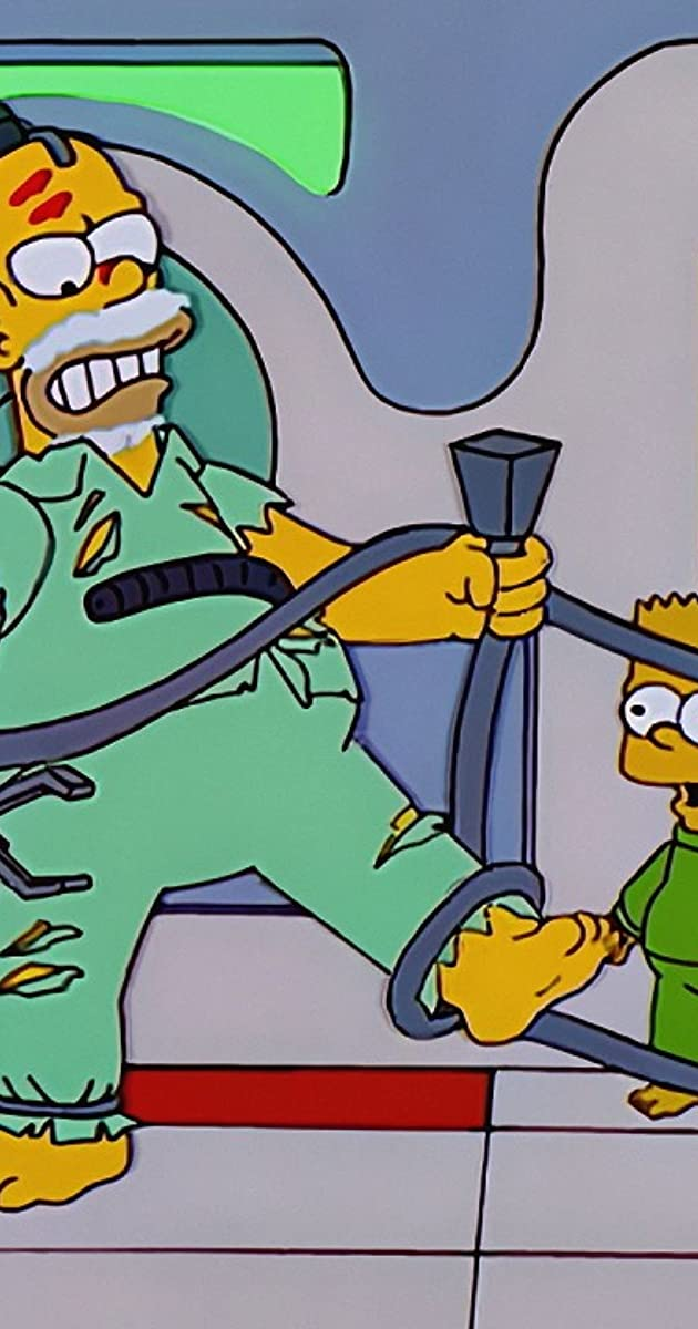 The Simpsons Treehouse Of Horror Xii Tv Episode 2001 Imdb