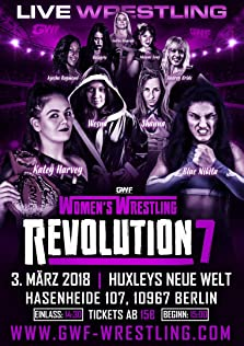 GWF Women's Wrestling Revolution 7 (2018 Video)